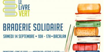 Braderie solidaire 14.09.19