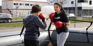 CAP33 boxe junior