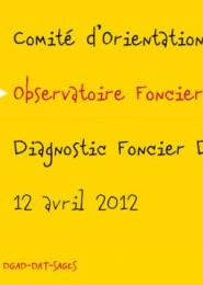 Diagnostic Foncier Départemental vignette