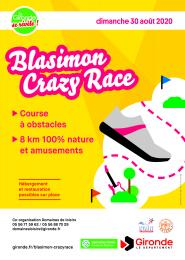 Blasimon Crazy Race 2020