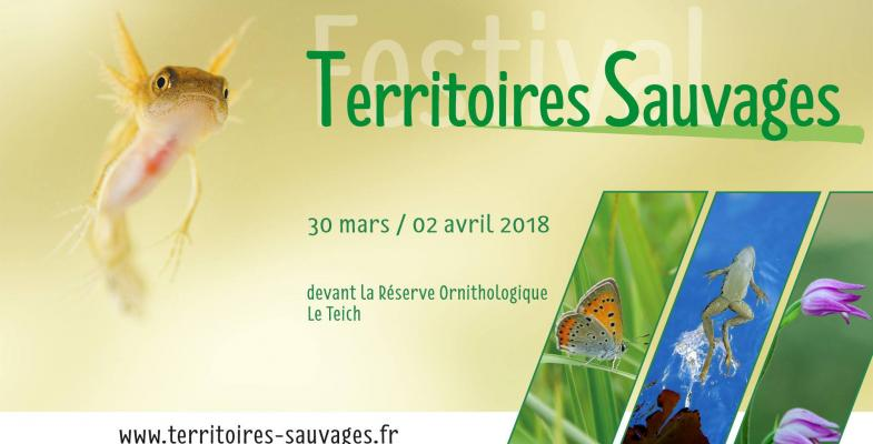 Territoires sauvages 30 mars-2 avril 2018