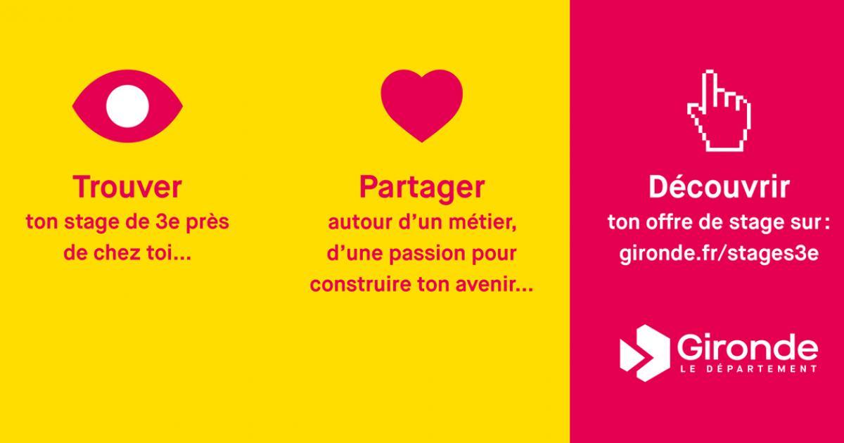 Stages De Troisieme Gironde Fr